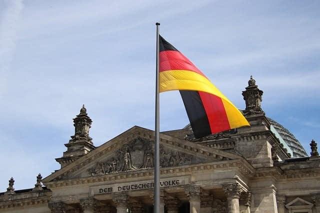 dzialalność niemcy